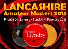 Lancashire Amateur Masters 2015 – Entry Details released