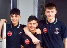 Lancashire Under 18 trio achieve England Spots